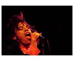 Mick Jagger, 1975