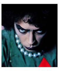 Tim Curry Rocky Horror Closeup