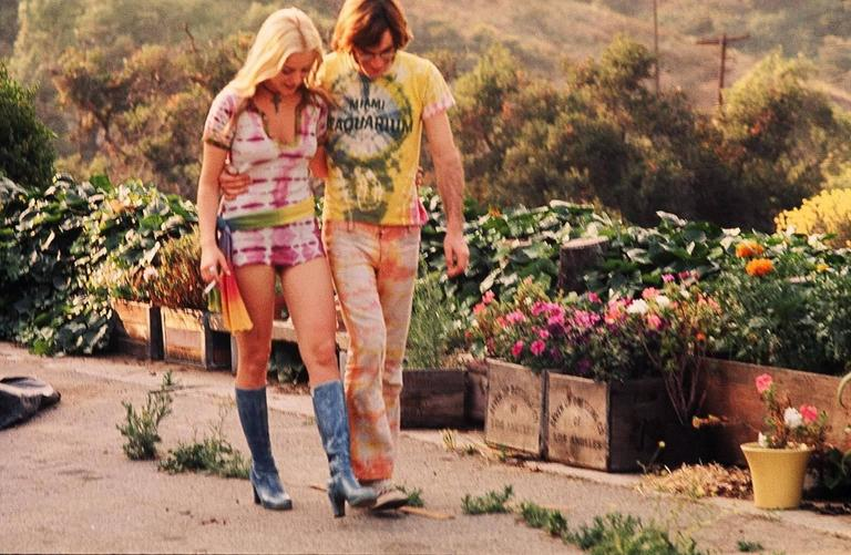 John and Ceci Sebastian, The Farm, Los Angeles, CA 1969