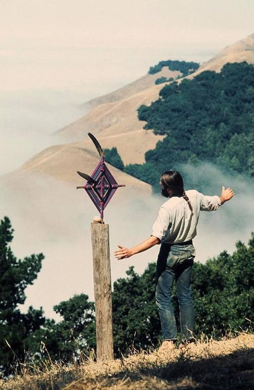 Ron, Partington Ridge, Big Sur, CA 1968