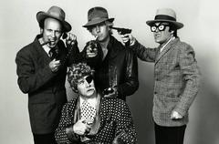 """Nick Danger"", Firesign Theatre, Los Angeles, CA 1984"