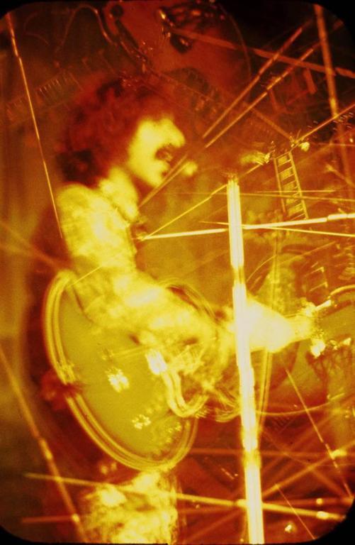 Frank Zappa, Los Angeles, CA 1966