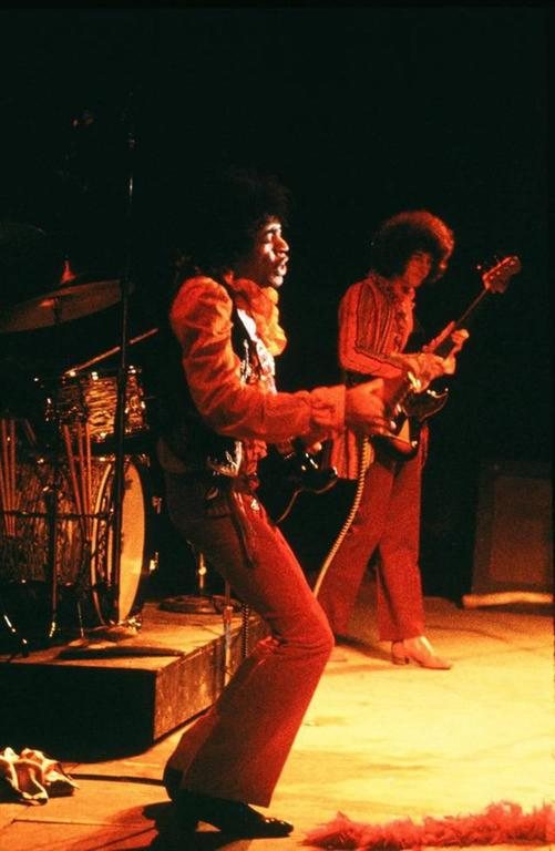 Jimi Hendrix, Monterey Pop, CA 1967