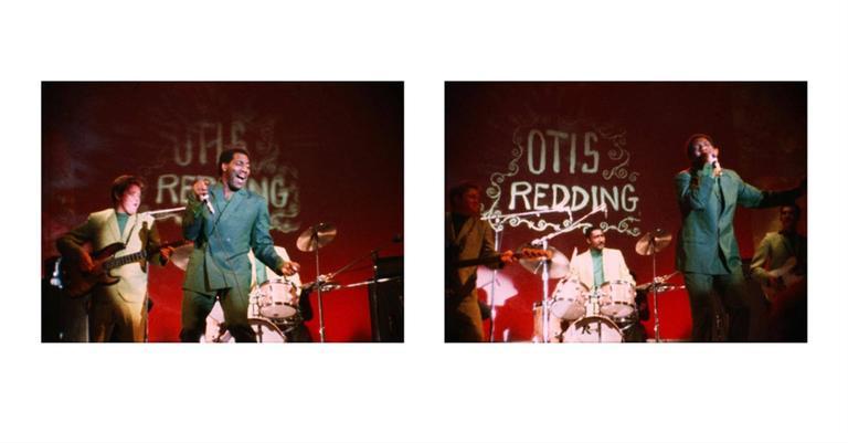 Otis Redding, Monterey Pop Festival, 1967
