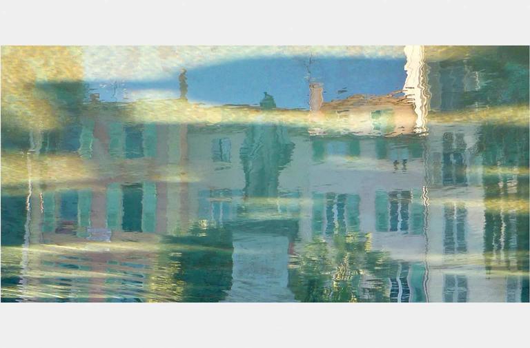 Julian Lennon Abstract Photograph - Reflexion