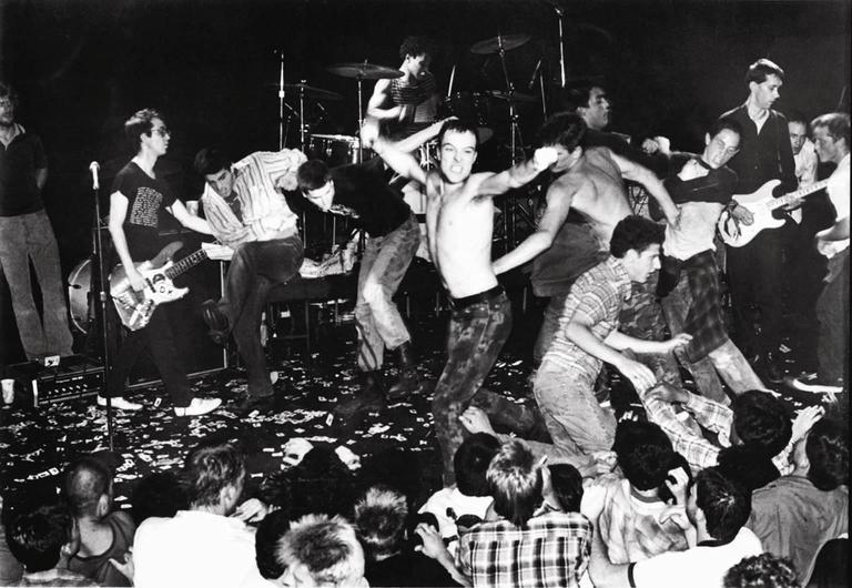 Dead Kennedys, Los Angeles, CA, July 4, 1982