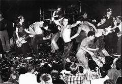 Dead Kennedys, Los Angeles, CA, July 4, 1982