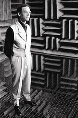 Edward Colver - Robert Fripp, UCLA 1985