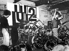 U2, Dandelion Market, 1979