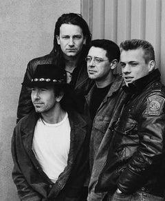 U2, Belfast, Ireland, 1987