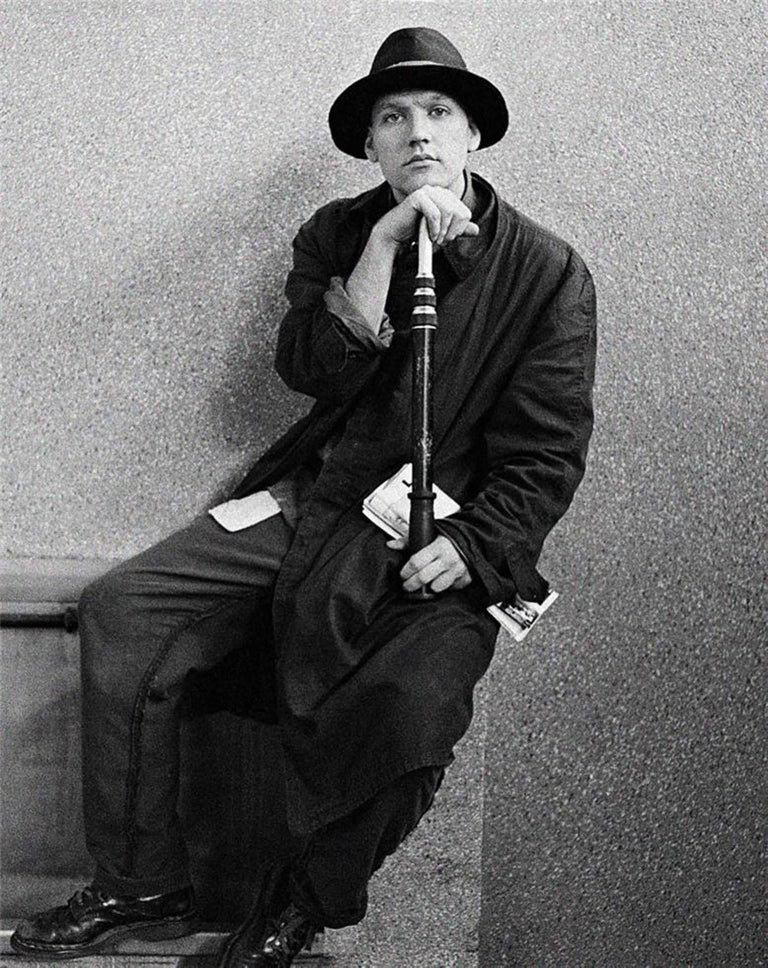 Michael Stipe of REM in 1986