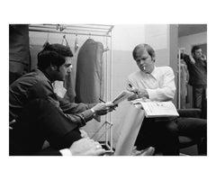 Glen Campbell Backstage
