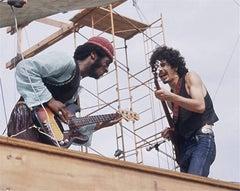Carlos Santana, Woodstock, NY, 1969
