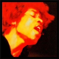"""The Jimi Hendrix Experience, """"Electric Ladyland"""" Side 1"""