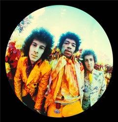 The Jimi Hendrix Experience, Alternate Album Cover, 1967