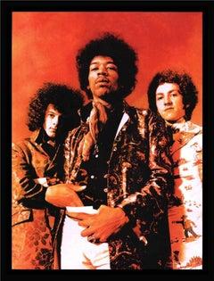 The Jimi Hendrix Experience, Vinyl Box Set Cover, 1967