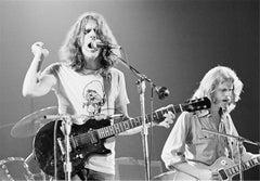 Glen Frey & Don Felder, 1974