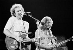 Bernie Leadon & Don Felder, 1974