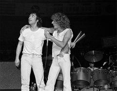 Roger Daltrey & Keith Moon