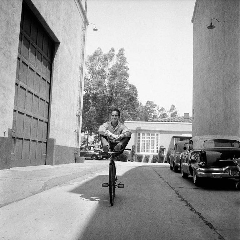 "Paul Newman, ""The Left Handed Gun,"" Warner Bros, Burbank, CA, 1958"