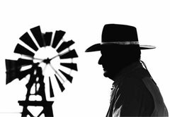 "John Wayne, ""El Dorado,"" Old Tucson, AZ, 1966"