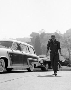 Steve McQueen, Los Angeles, CA 1960
