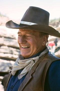 John Wayne, Old Tucson, Arizona 1967