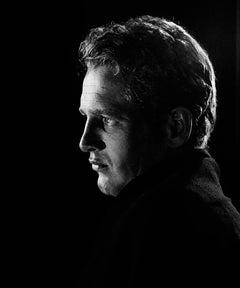 "Paul Newman, on set of ""The Left-Handed Gun"""