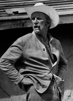 """Kirk Douglas, """"There Was a Crooked Man,"""" 1970"""