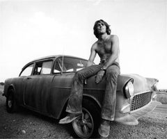 "Dennis Wilson, ""Two-Lane Blacktop,"" 1970"