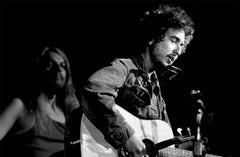 Bob Dylan and Leon Russell