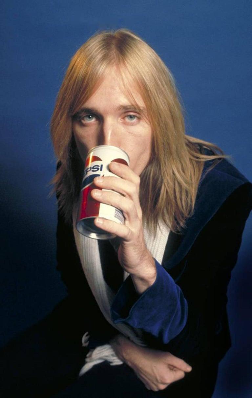 Richard E. Aaron Portrait Photograph - Tom Petty, 1973