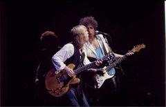 Tom Petty & Bob Dylan, 1986