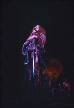 Janis Joplin, Woodstock, New York, 1969
