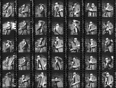 Woody Allen Proof-Sheet