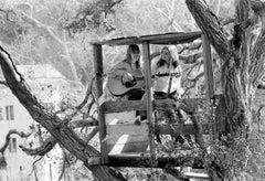 Judy Collins and Joni Mitchell
