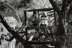 Judy Collins and Joni Mitchell, Los Angeles, CA