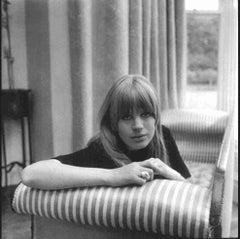 Ian Wright - Marianne Faithfull, Yorkshire Dales, England 1965