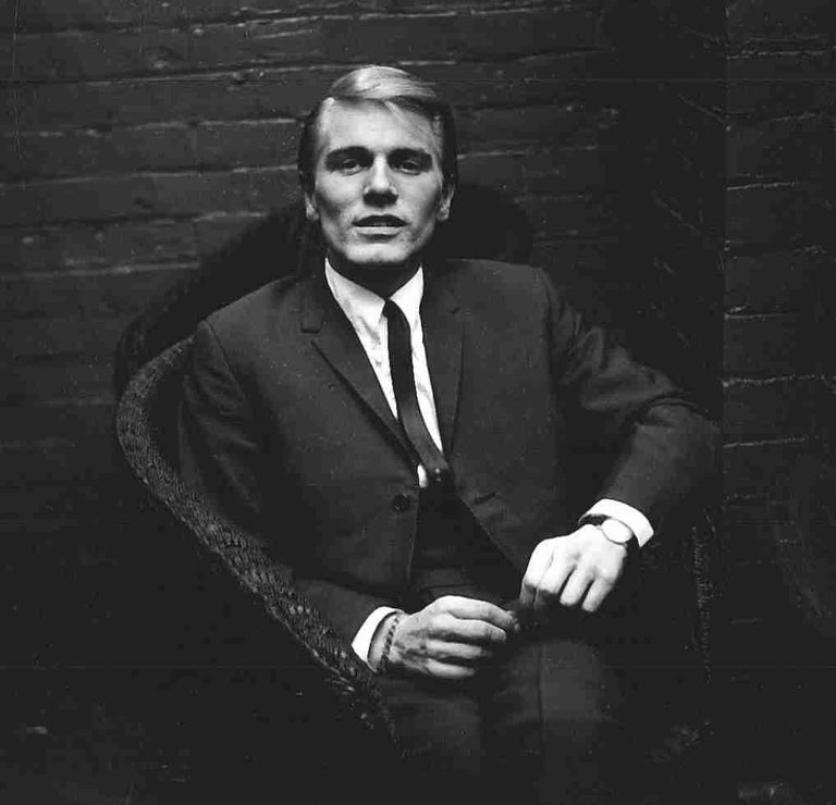 Adam Faith, Stockton on Tees, England 1965