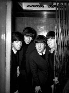 The Beatles On Their Way Up, Sunderland, England 1963