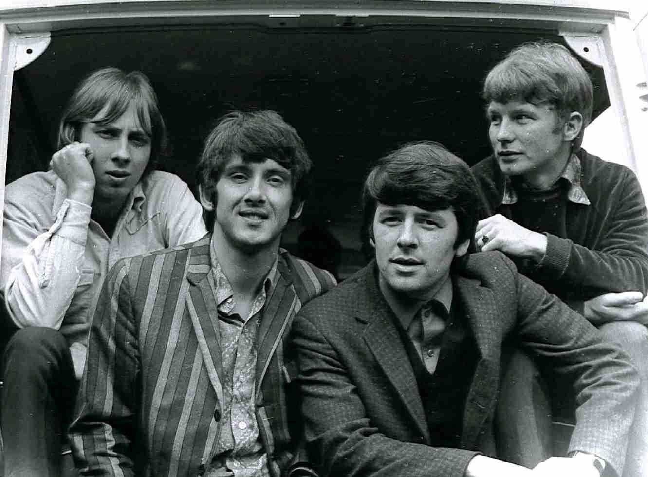 The Searchers, Stockton on Tees, England 1967