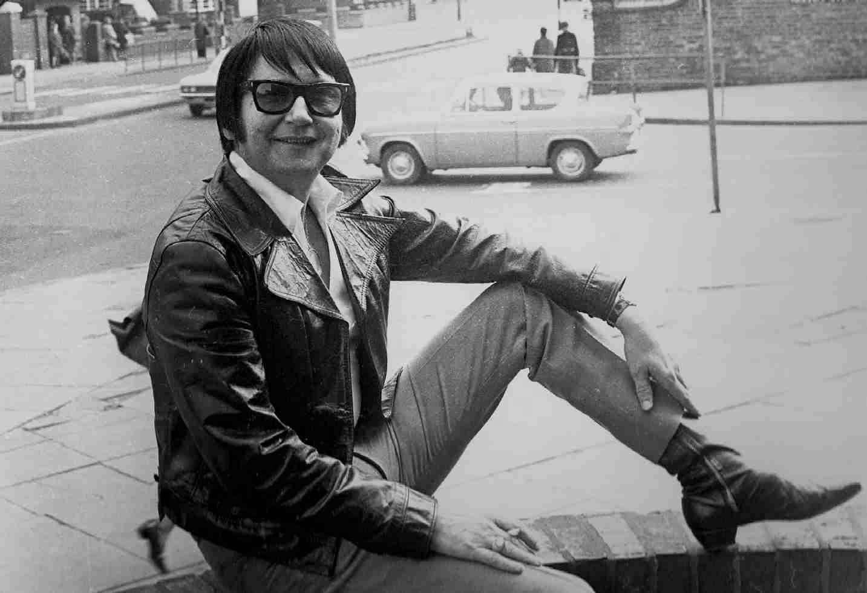 Roy Orbison, Stockton on Tees, England 1969
