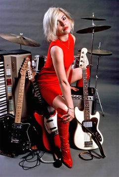 Debbie Harry, New York City, 1978