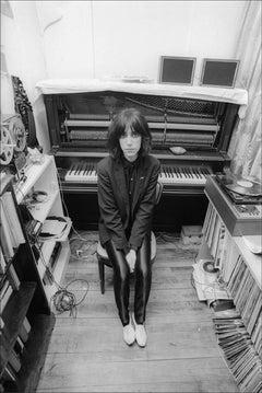 Patti Smith, New York City, 1974