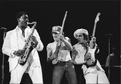 Bruce Springsteen, E Street Trio, 1976
