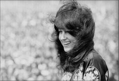 Grace Slick, Central Park, NYC, 1975