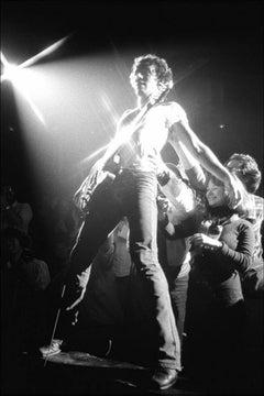 Bruce Springsteen, NYC, October, 1976