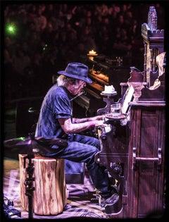 Neil Young, Shoreline Amphitheatre, Mountain View, CA, October 26, 2014
