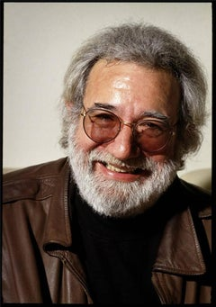 Jerry Garcia, Grateful Dead, Berkeley, CA, 1992