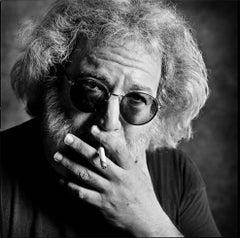 Jerry Garcia, Grateful Dead, Mill Valley, CA, 1993